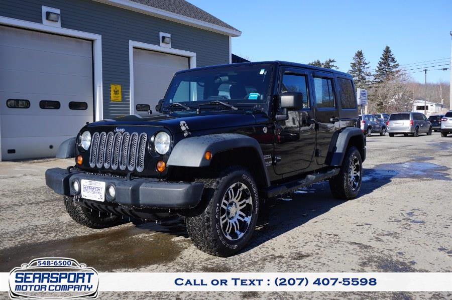 Used 2011 Jeep Wrangler Unlimited in Rockland, Maine | Rockland Motor Company. Rockland, Maine