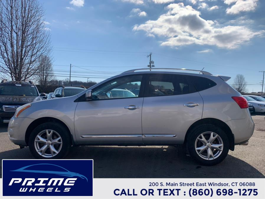 Used Nissan Rogue AWD 4dr S 2011 | Prime Wheels. East Windsor, Connecticut