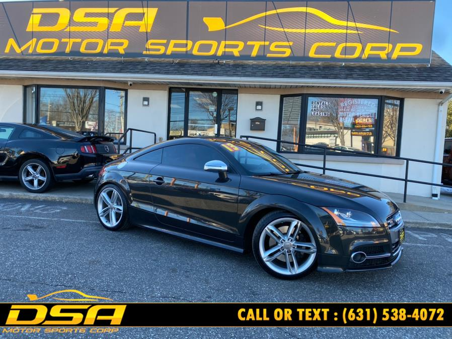 Used 2013 Audi TTS in Commack, New York | DSA Motor Sports Corp. Commack, New York