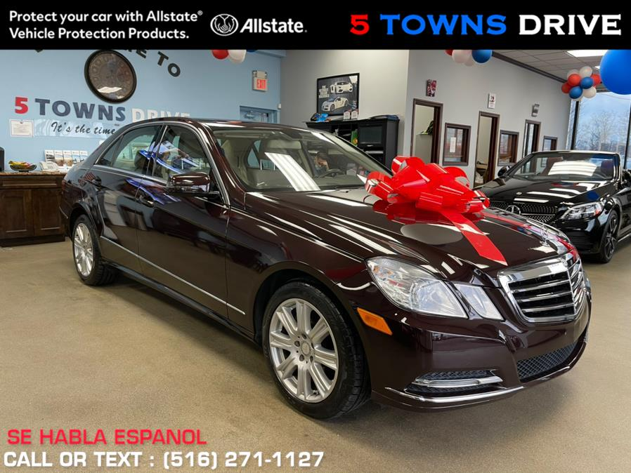 Used Mercedes-Benz E-Class 4dr Sdn E350 Luxury 4MATIC *Ltd Avail* 2013 | 5 Towns Drive. Inwood, New York