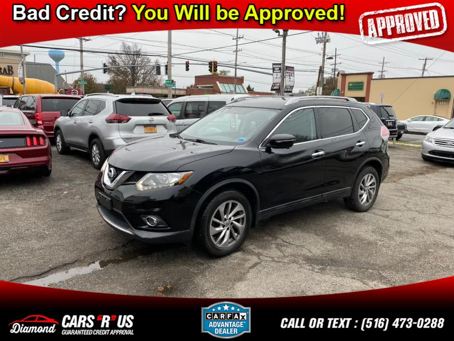 Used 2015 Nissan Rogue in Franklin Square, New York | Diamond Cars R Us Inc. Franklin Square, New York