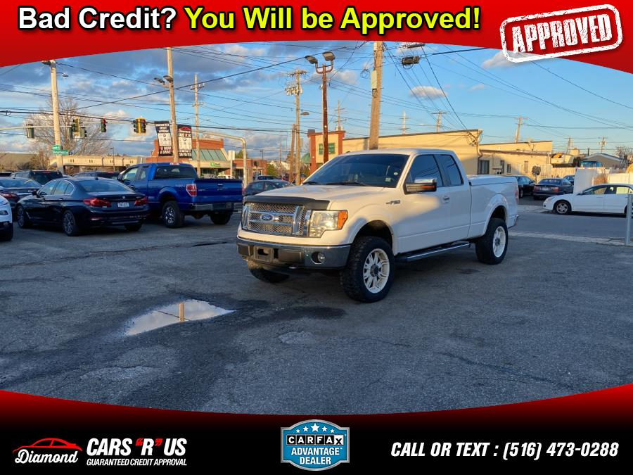 Used 2010 Ford F-150 in Franklin Square, New York | Diamond Cars R Us Inc. Franklin Square, New York
