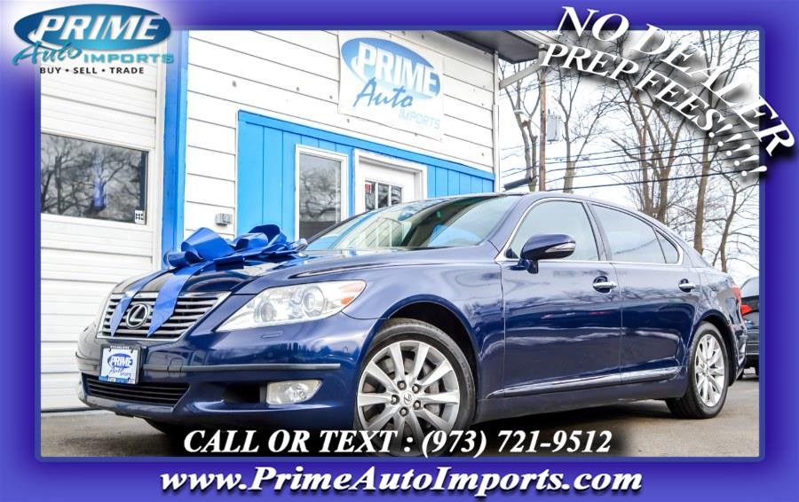 Used 2010 Lexus LS 460 in Bloomingdale, New Jersey | Prime Auto Imports. Bloomingdale, New Jersey