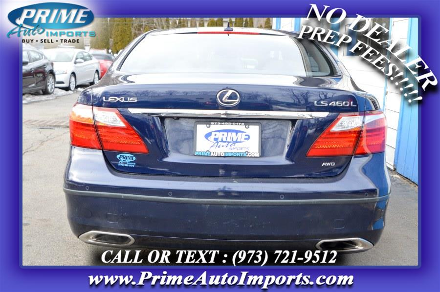 Used Lexus LS 460 4dr Sdn L AWD 2010 | Prime Auto Imports. Bloomingdale, New Jersey