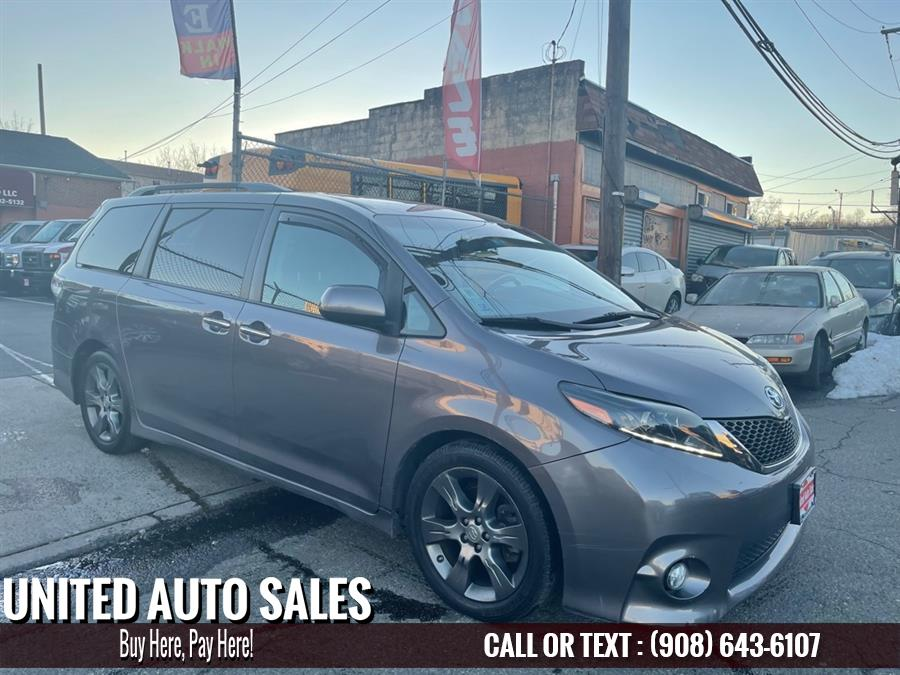 Used 2015 Toyota Sienna in Newark, New Jersey | United Auto Sale. Newark, New Jersey