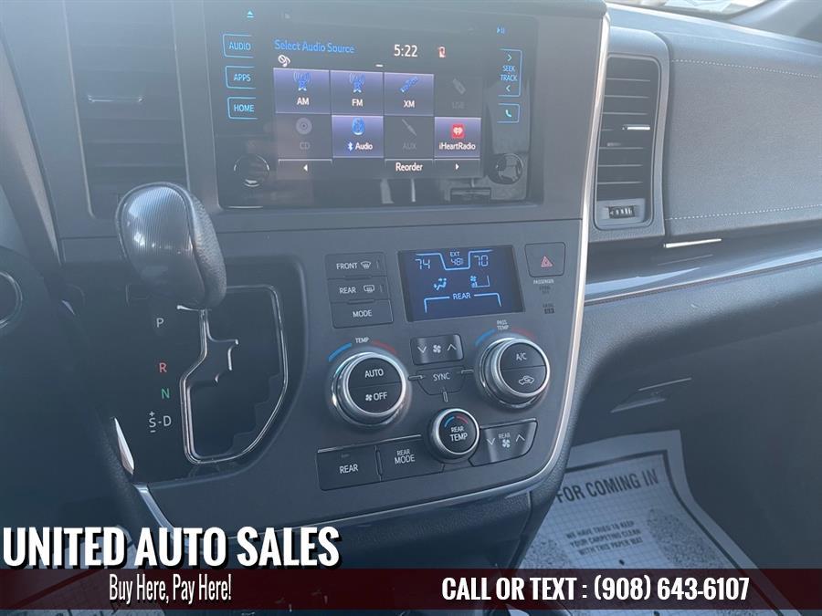 Used Toyota Sienna SPORT EXL 2015 | United Auto Sale. Newark, New Jersey
