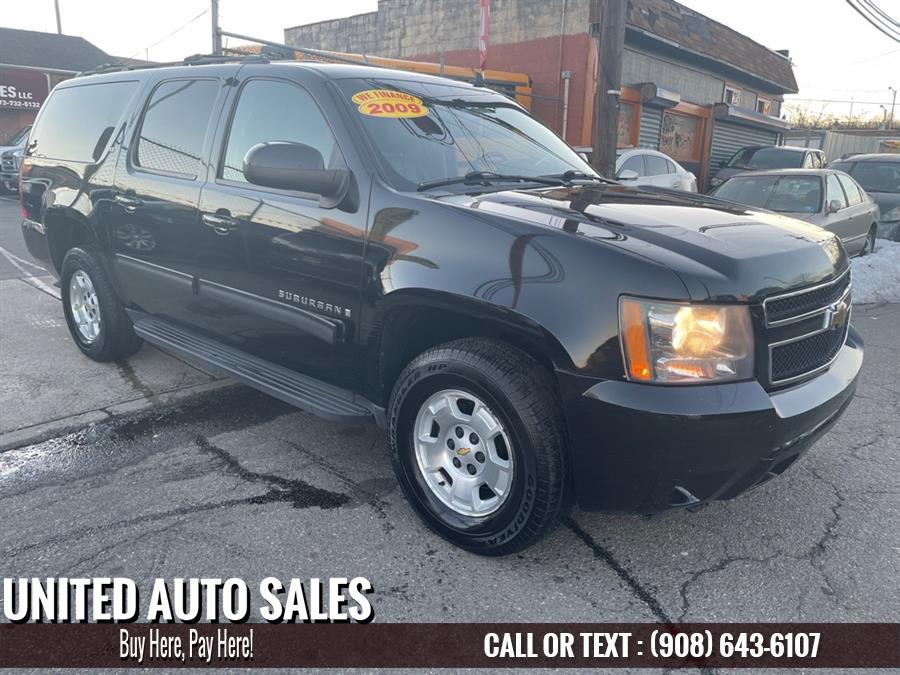Used 2009 Chevrolet Suburban in Newark, New Jersey | United Auto Sale. Newark, New Jersey
