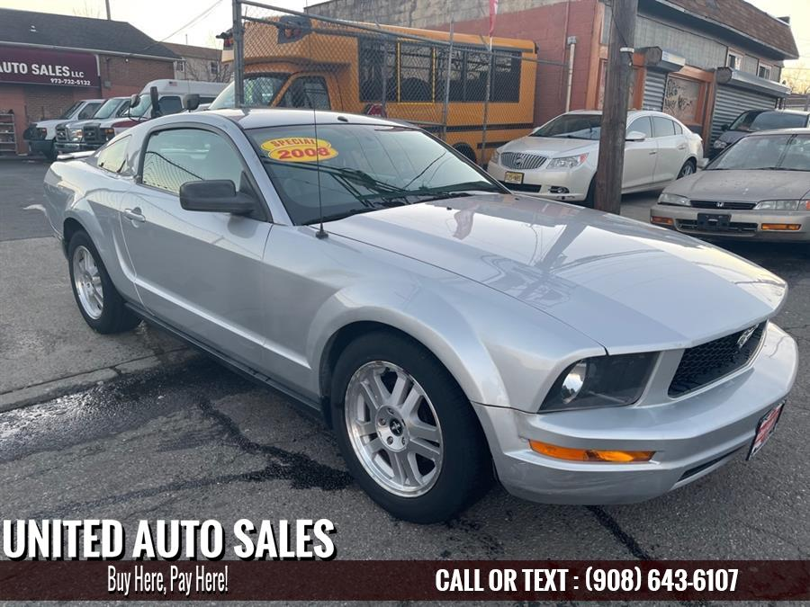 Used 2008 Ford Mustang in Newark, New Jersey | United Auto Sale. Newark, New Jersey