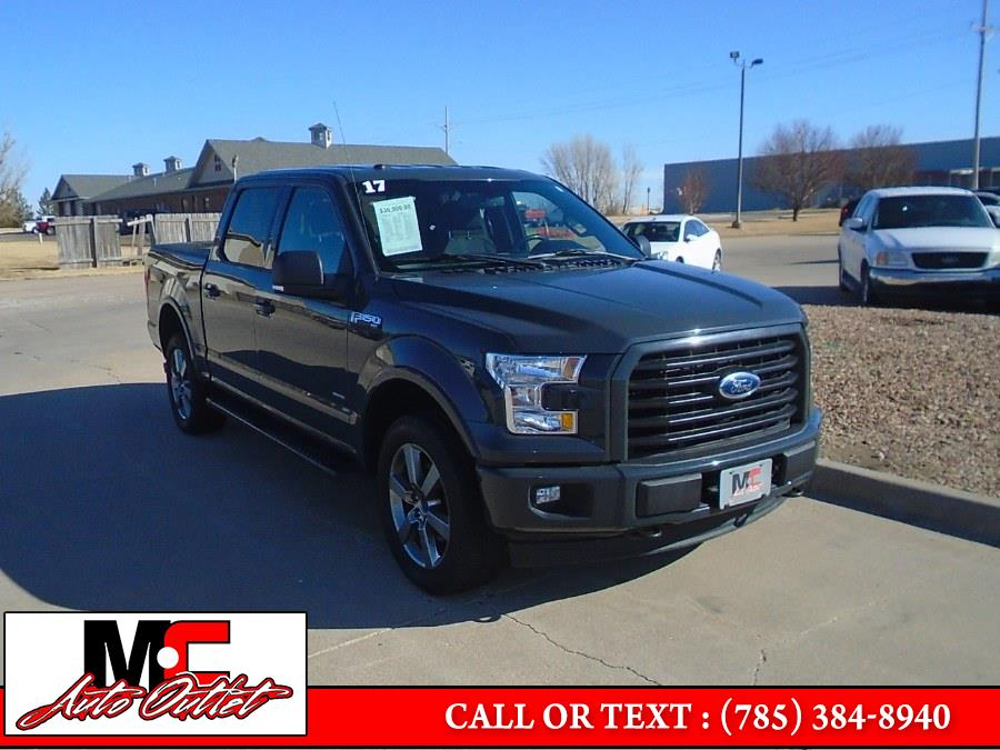 Used 2017 Ford F-150 in Colby, Kansas | M C Auto Outlet Inc. Colby, Kansas