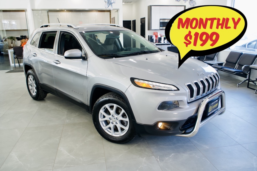Used Jeep Cherokee Latitude 4x4 2017 | C Rich Cars. Franklin Square, New York