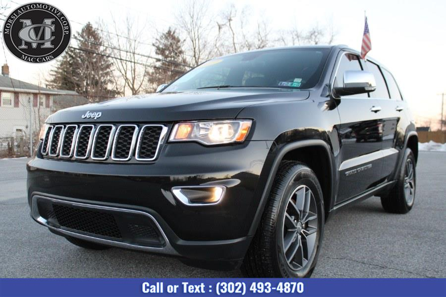 Used Jeep Grand Cherokee Limited 4x4 2017 | Morsi Automotive Corp. New Castle, Delaware