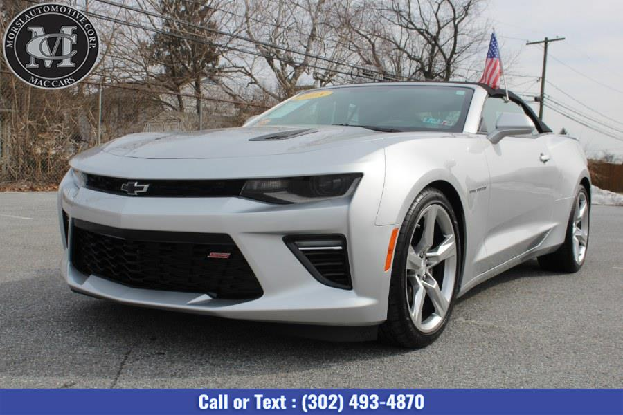Used Chevrolet Camaro 2dr Conv 2SS 2018 | Morsi Automotive Corp. New Castle, Delaware