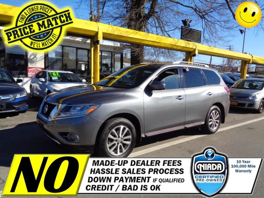 Used Nissan Pathfinder 4WD 4dr S 2016   Sunrise Auto Sales of Elmont. Elmont, New York