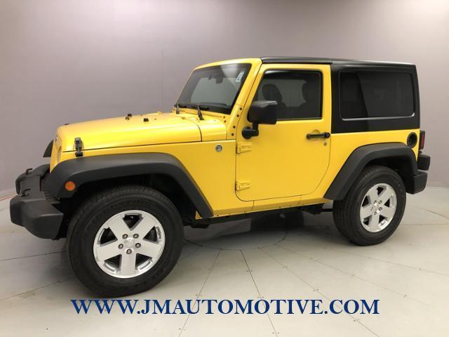 Used 2015 Jeep Wrangler in Naugatuck, Connecticut | J&M Automotive Sls&Svc LLC. Naugatuck, Connecticut
