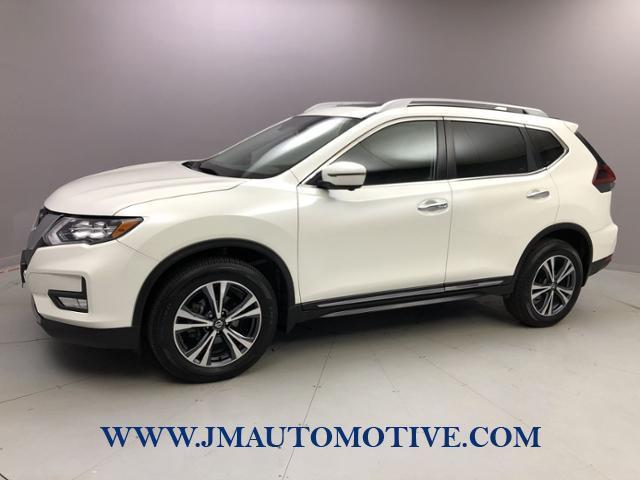 Used Nissan Rogue AWD SL 2018 | J&M Automotive Sls&Svc LLC. Naugatuck, Connecticut