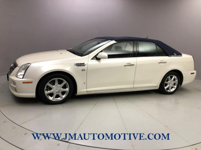 Used Cadillac Sts 4dr Sdn V6 RWD w/1SB 2008 | J&M Automotive Sls&Svc LLC. Naugatuck, Connecticut