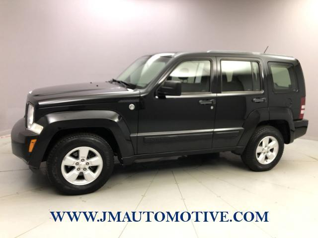 Used Jeep Liberty 4WD 4dr Sport 2011 | J&M Automotive Sls&Svc LLC. Naugatuck, Connecticut