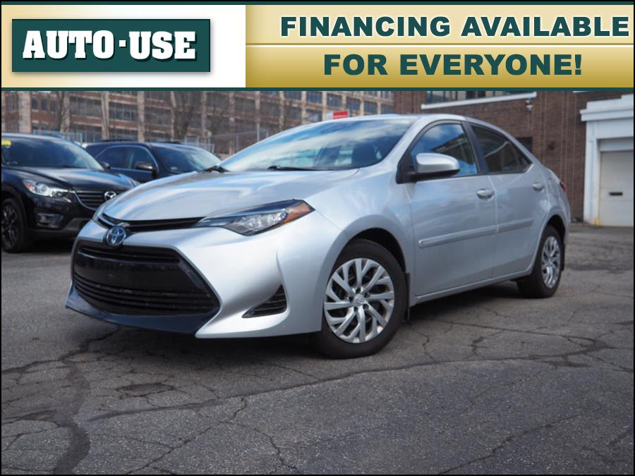 Used 2017 Toyota Corolla in Andover, Massachusetts | Autouse. Andover, Massachusetts