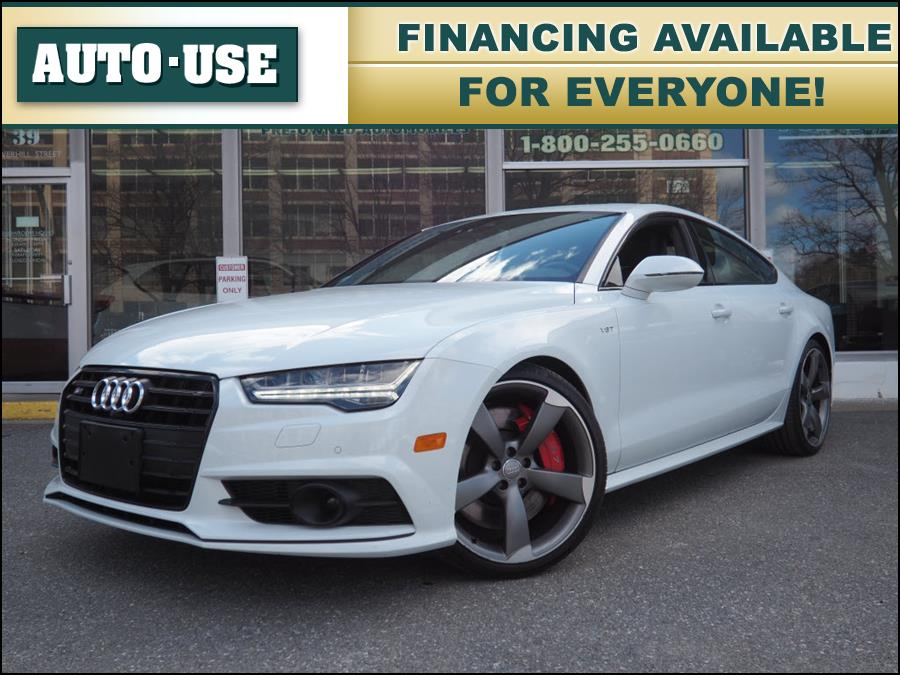 Used 2017 Audi S7 in Andover, Massachusetts | Autouse. Andover, Massachusetts