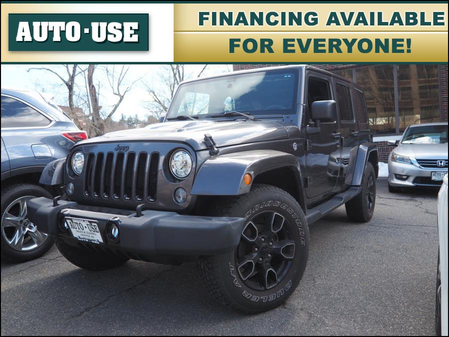 Used 2018 Jeep Wrangler Jk Unlimited in Andover, Massachusetts | Autouse. Andover, Massachusetts