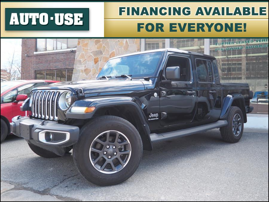 Used 2020 Jeep Gladiator in Andover, Massachusetts | Autouse. Andover, Massachusetts