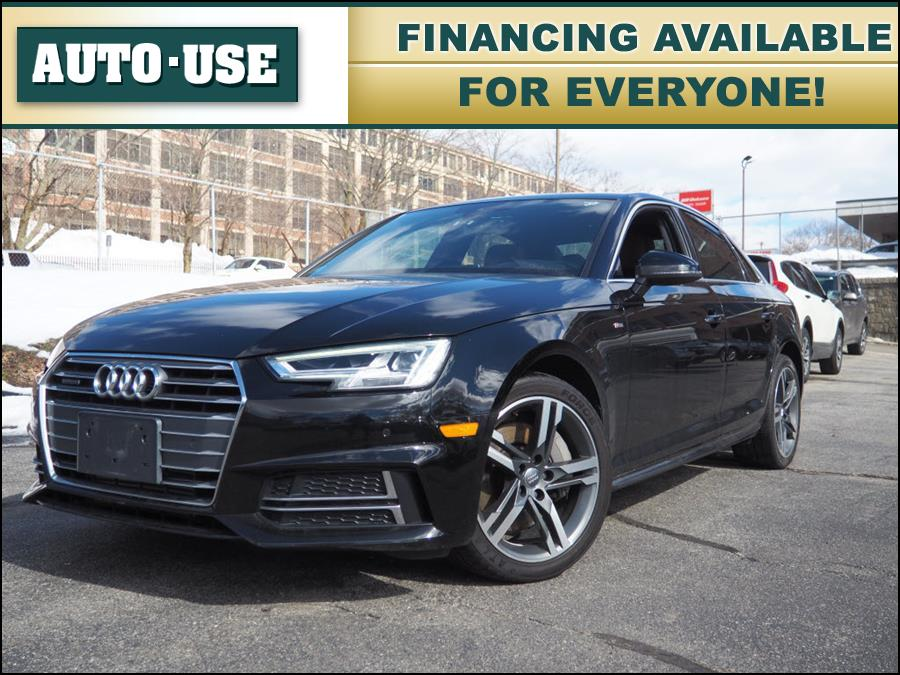 Used 2017 Audi A4 in Andover, Massachusetts | Autouse. Andover, Massachusetts