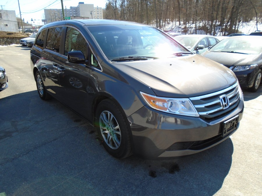 Used Honda Odyssey EX-L 3.5 V6 2012 | Jim Juliani Motors. Waterbury, Connecticut