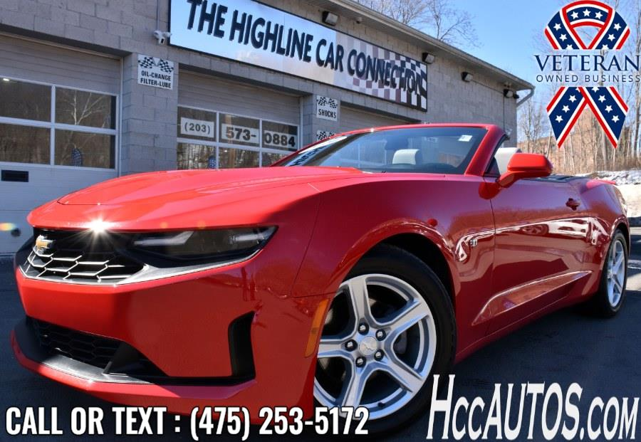 Used 2020 Chevrolet Camaro in Waterbury, Connecticut | Highline Car Connection. Waterbury, Connecticut