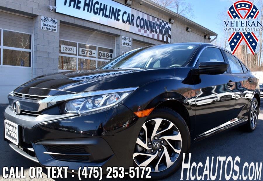 Used 2018 Honda Civic Sedan in Waterbury, Connecticut | Highline Car Connection. Waterbury, Connecticut