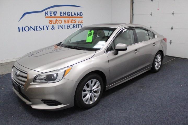 Used Subaru Legacy 4dr Sdn 2.5i Premium PZEV 2015 | New England Auto Sales LLC. Plainville, Connecticut