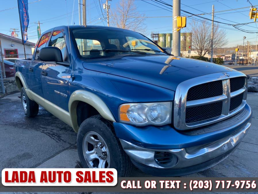 Used 2004 Dodge Ram 1500 in Bridgeport, Connecticut | Lada Auto Sales. Bridgeport, Connecticut