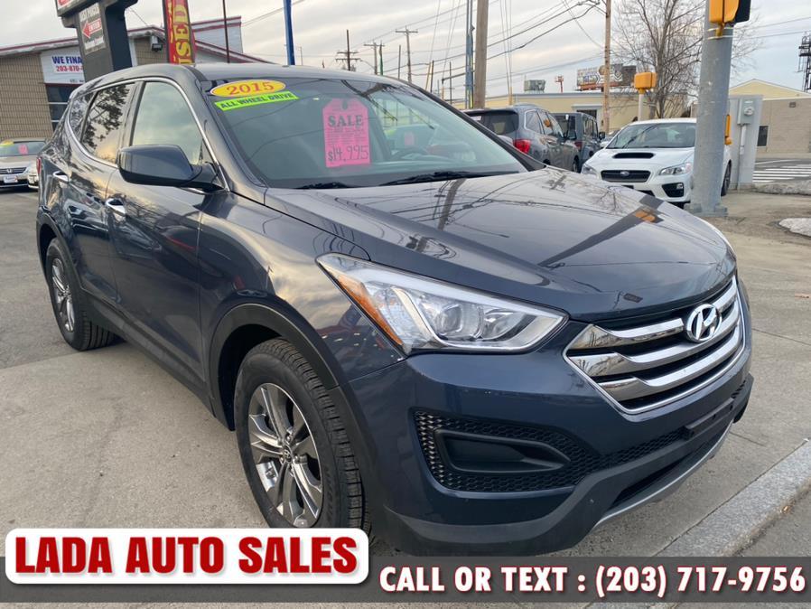 Used 2015 Hyundai Santa Fe Sport in Bridgeport, Connecticut | Lada Auto Sales. Bridgeport, Connecticut