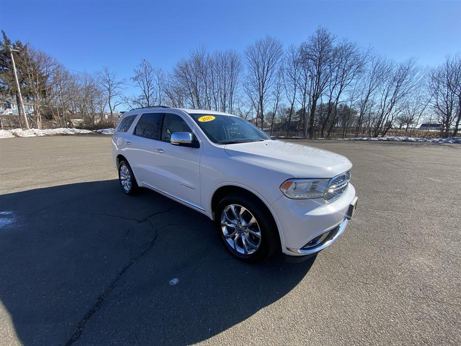 Used 2017 Dodge Durango in Stratford, Connecticut | Wiz Leasing Inc. Stratford, Connecticut
