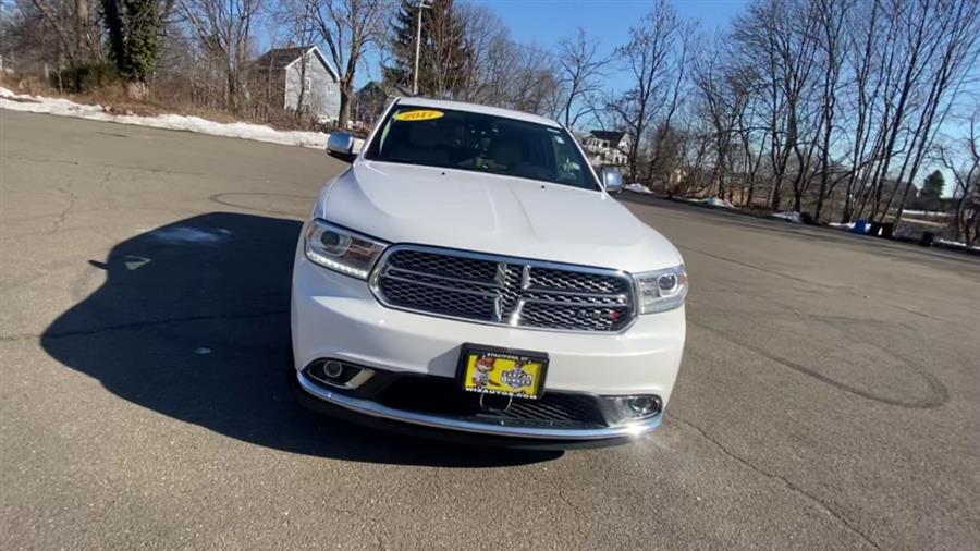 Used Dodge Durango Citadel AWD 2017 | Wiz Leasing Inc. Stratford, Connecticut