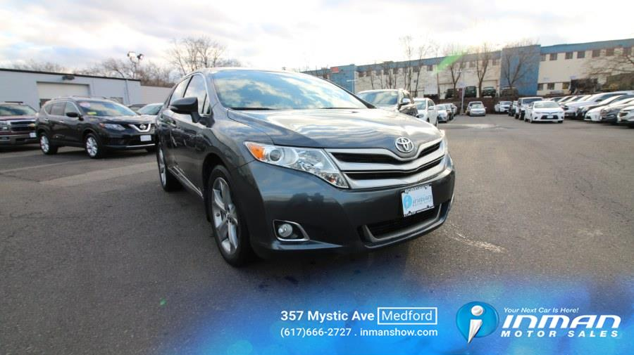 Used 2013 Toyota Venza in Medford, Massachusetts | Inman Motors Sales. Medford, Massachusetts