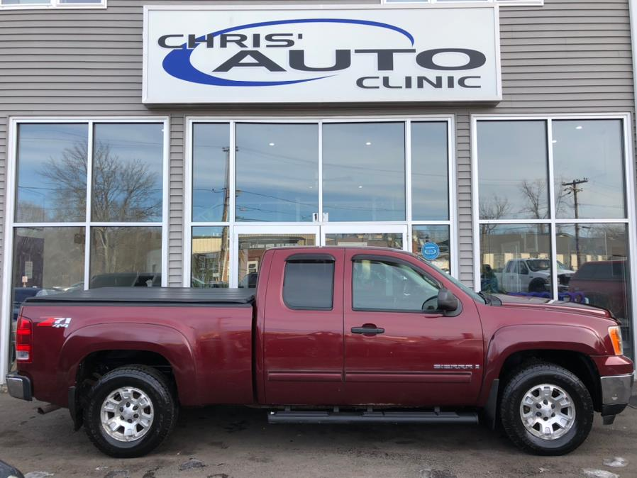 Used 2008 GMC Sierra 1500 in Plainville, Connecticut | Chris's Auto Clinic. Plainville, Connecticut