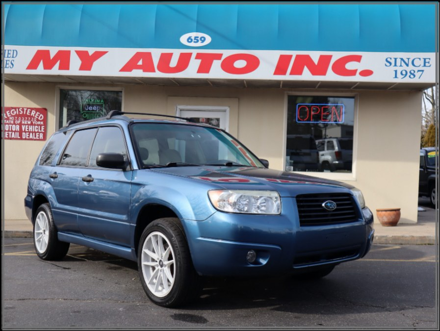 Used 2007 Subaru Forester in Huntington Station, New York | My Auto Inc.. Huntington Station, New York