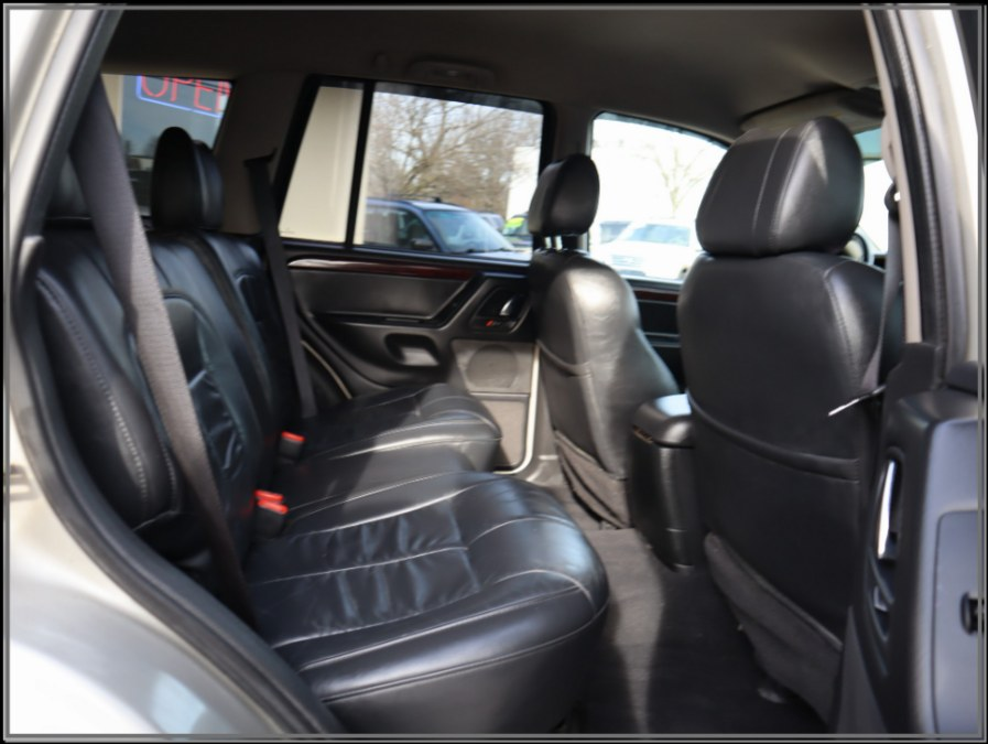 Used Jeep Grand Cherokee 4dr Limited 4WD 2004 | My Auto Inc.. Huntington Station, New York
