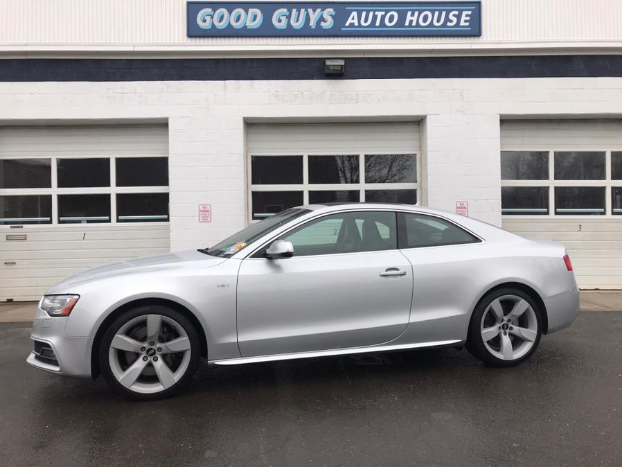 Used Audi S5 2dr Cpe Man Prestige 2013 | Good Guys Auto House. Southington, Connecticut