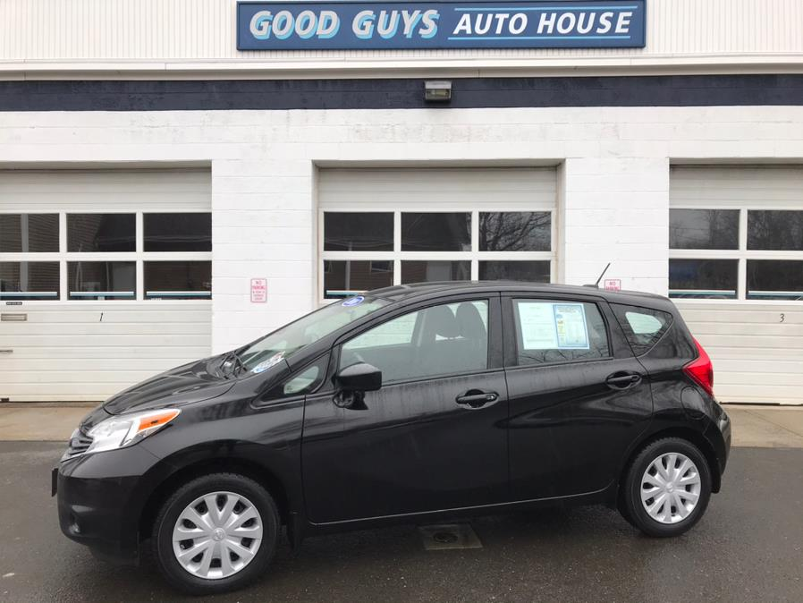 Used 2016 Nissan Versa Note in Southington, Connecticut | Good Guys Auto House. Southington, Connecticut