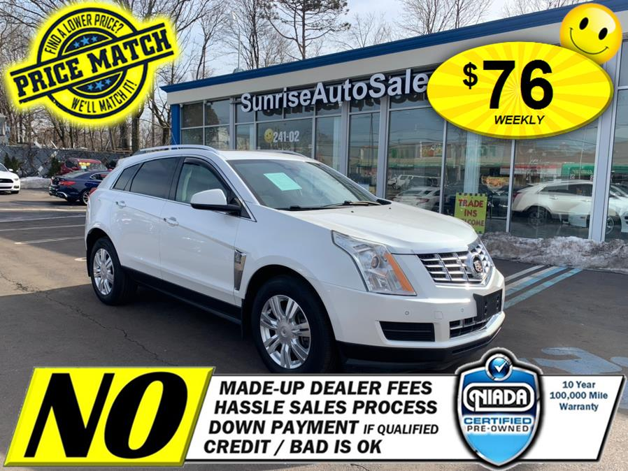 Used Cadillac SRX AWD 4dr Luxury Collection 2014 | Sunrise Auto Sales. Rosedale, New York