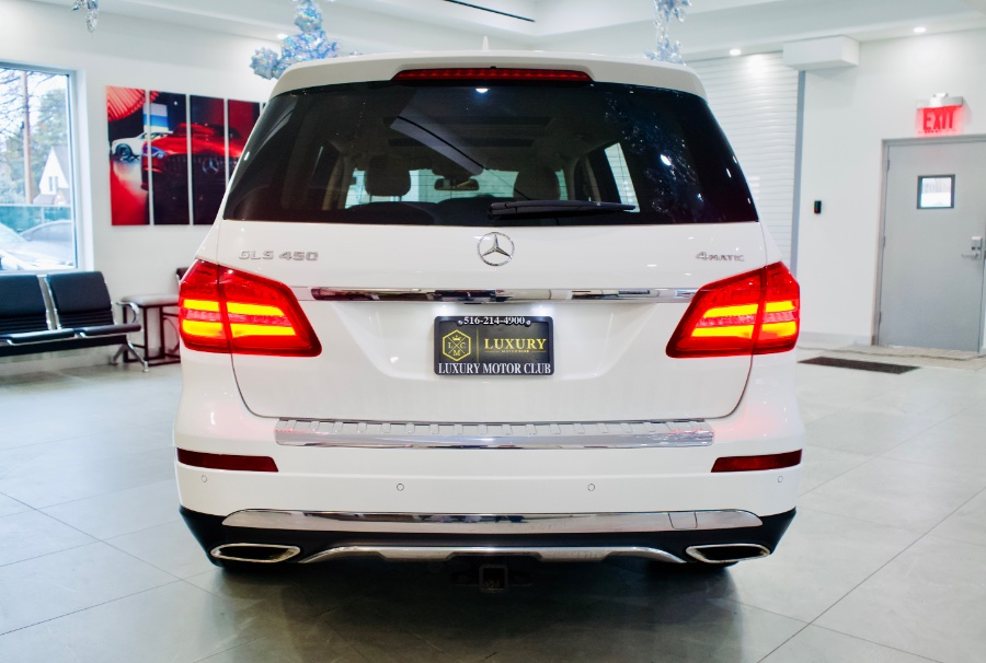 Used Mercedes-Benz GLS GLS 450 4MATIC SUV 2017 | Luxury Motor Club. Franklin Square, New York