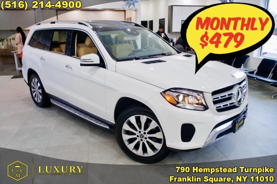 Used 2017 Mercedes-Benz GLS in Franklin Square, New York | Luxury Motor Club. Franklin Square, New York