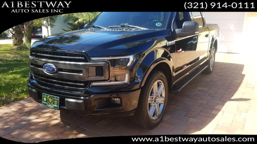 Used 2018 Ford F-150 in Melbourne , Florida | A1 Bestway Auto Sales Inc.. Melbourne , Florida