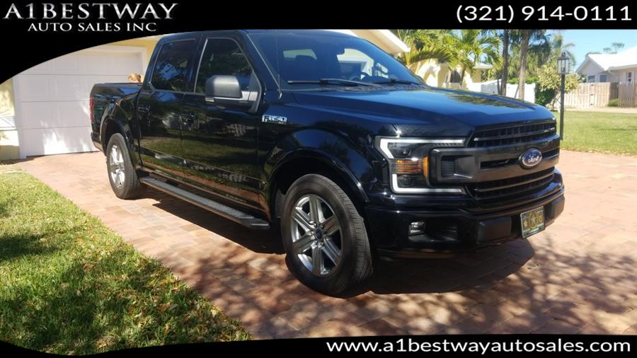 Used Ford F-150 XLT 2WD SuperCrew 5.5'' Box 2018 | A1 Bestway Auto Sales Inc.. Melbourne , Florida