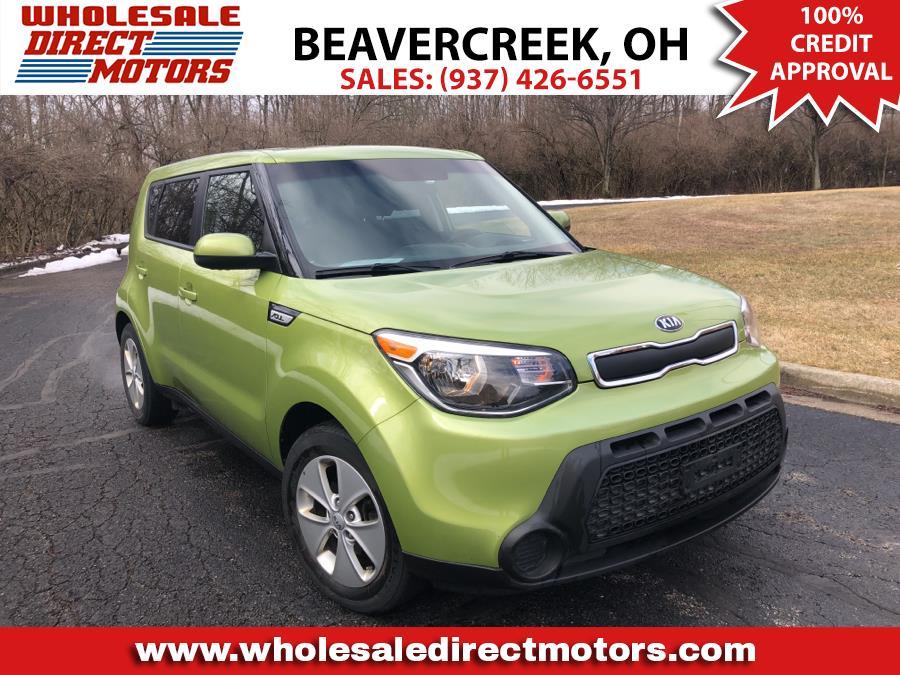 Used 2015 Kia Soul in Beavercreek, Ohio   Wholesale Direct Motors. Beavercreek, Ohio