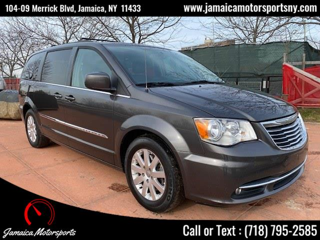 Used Chrysler Town & Country 4dr Wgn Touring 2016 | Jamaica Motor Sports . Jamaica, New York