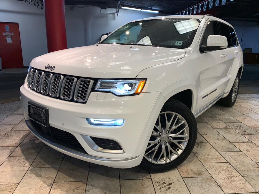 Used Jeep Grand Cherokee Summit 4x4 2017 | European Auto Expo. Lodi, New Jersey