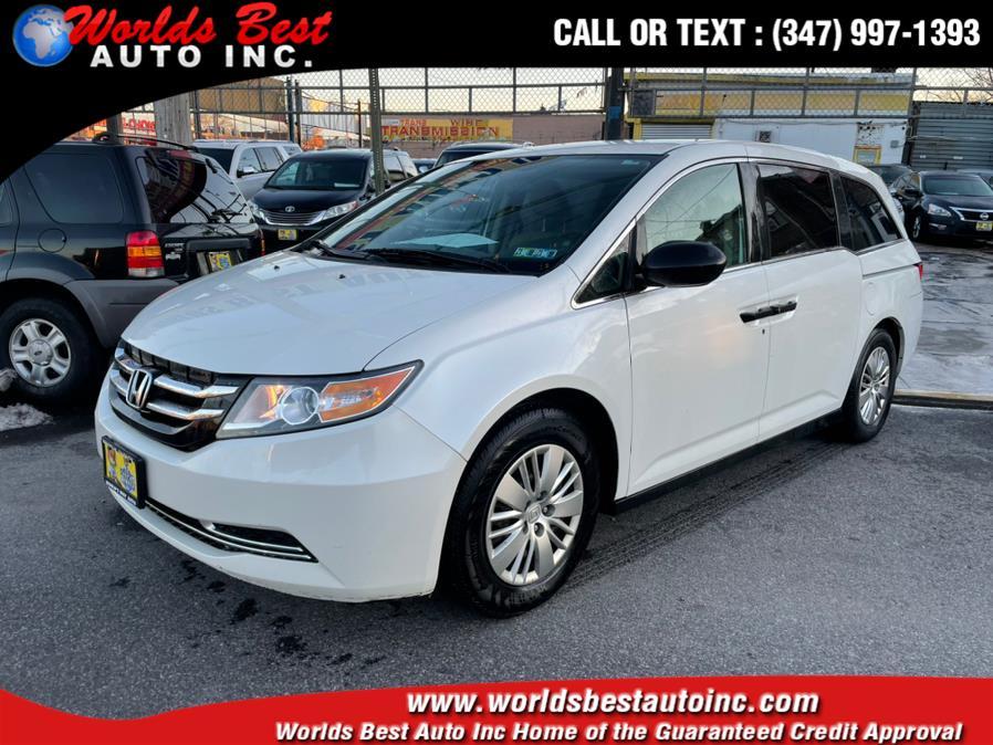 Used 2014 Honda Odyssey in Brooklyn, New York