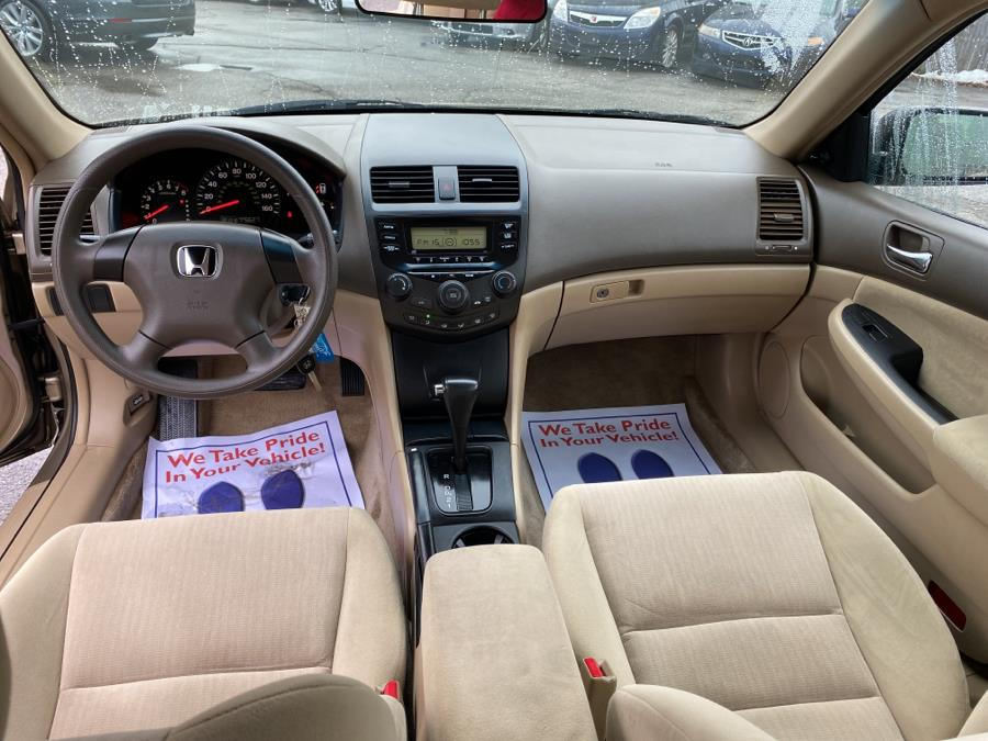 Used Honda Accord Sdn DX Auto 2003 | Absolute Motors Inc. Springfield, Massachusetts